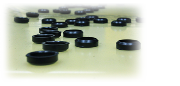 We Mold, Deflash, Extrude Rubber - One location, three processes